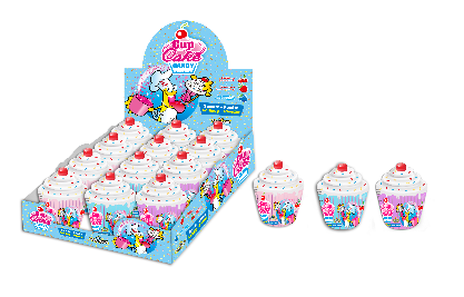 Cup cake candy