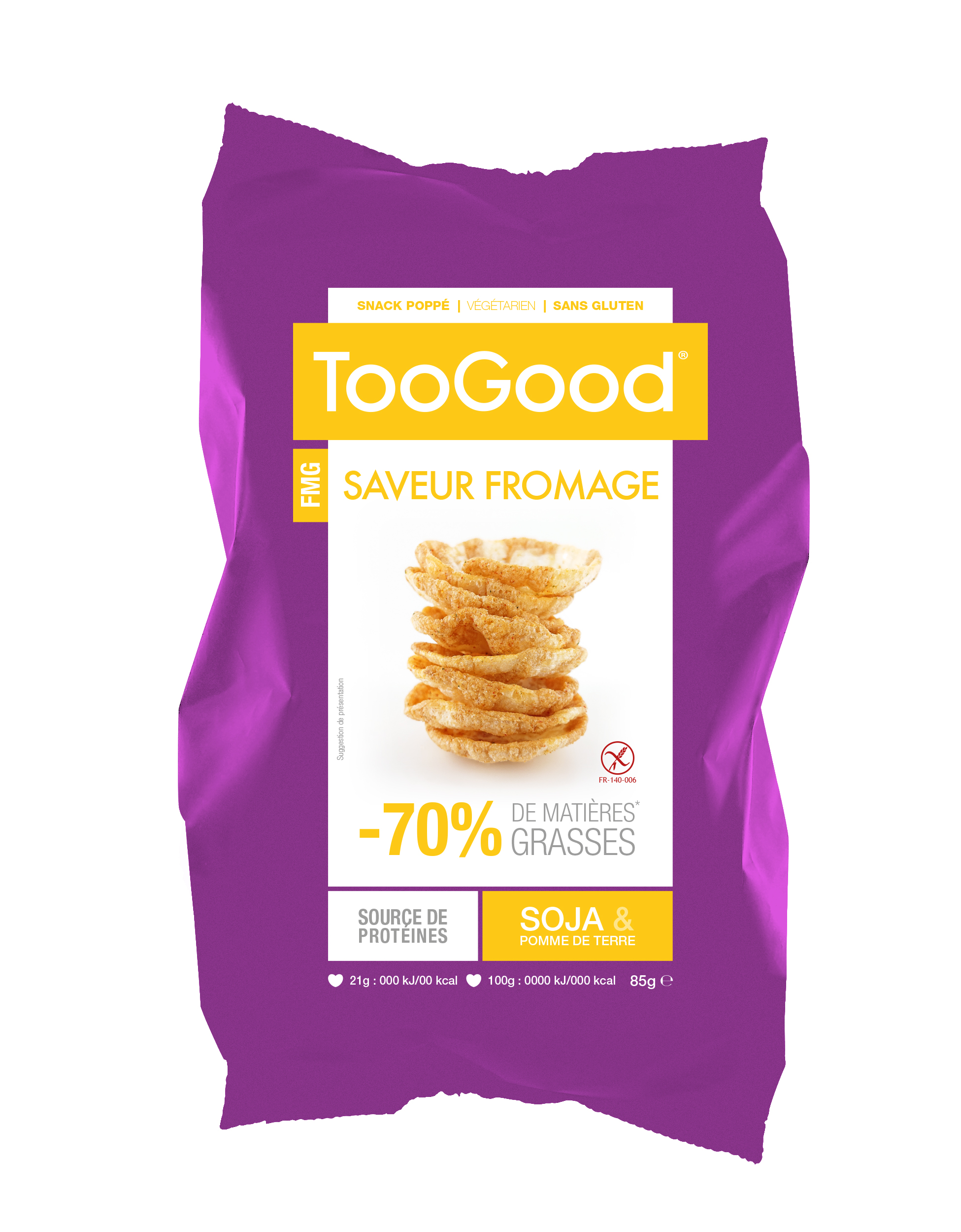 Chips fromage TooGood